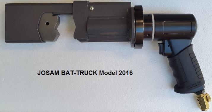 JOSAM bat-truck ciocan pneumatic deblocare bara directie Model 2016